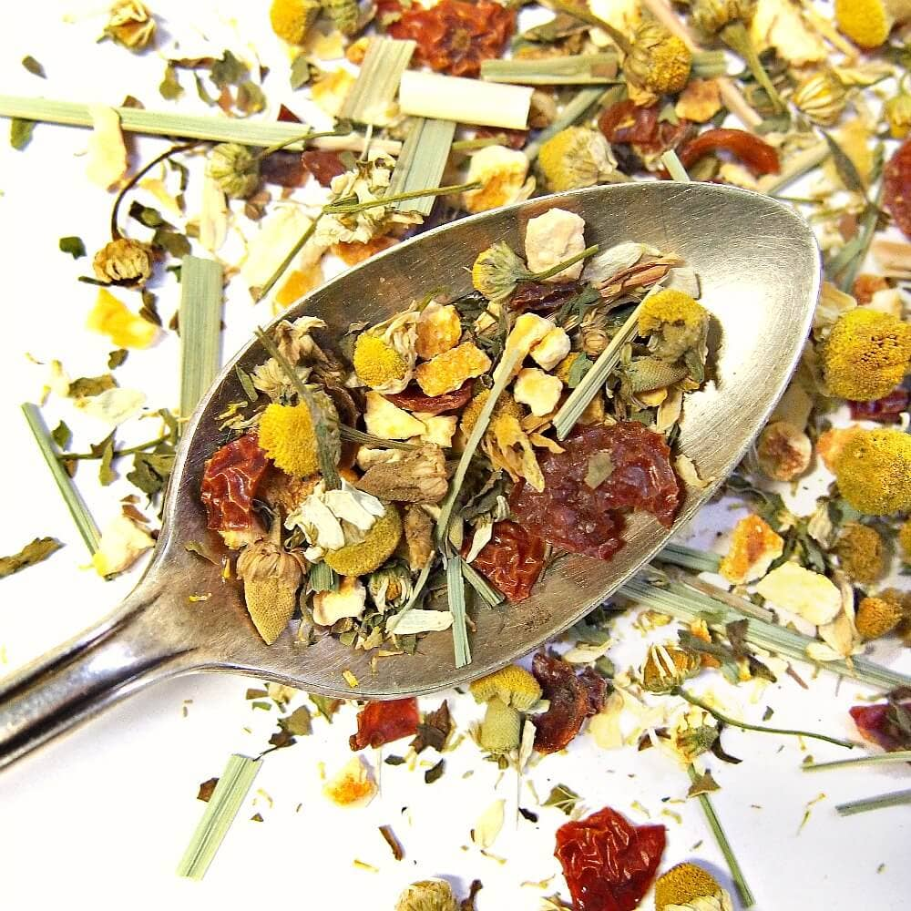 Chamomile Citrus Herbal Tea - Loose Leaf