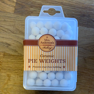 Pie Weights, Mrs. Anderson's