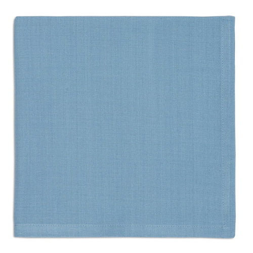 Napkin, Faded Denim