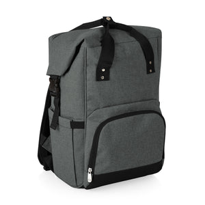 Picnic, Roll Top Cooler Backpack