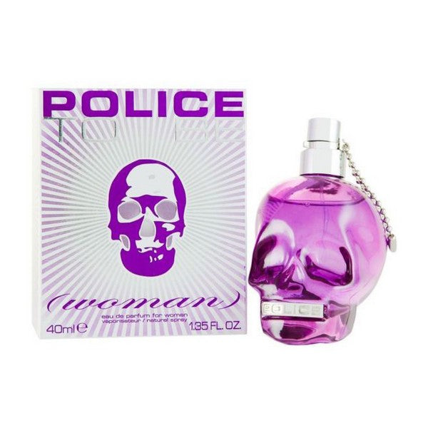 Parfum Femme To Be Police EDP (40 ml)