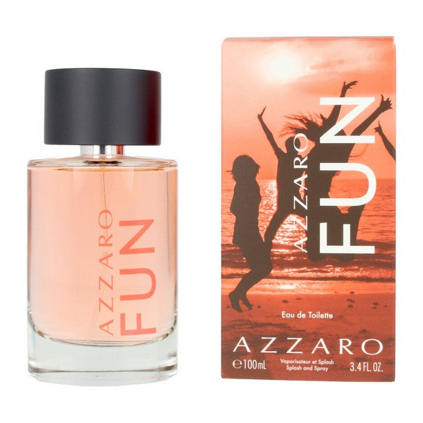 Parfum Unisexe Fun Azzaro EDT (100 ml)
