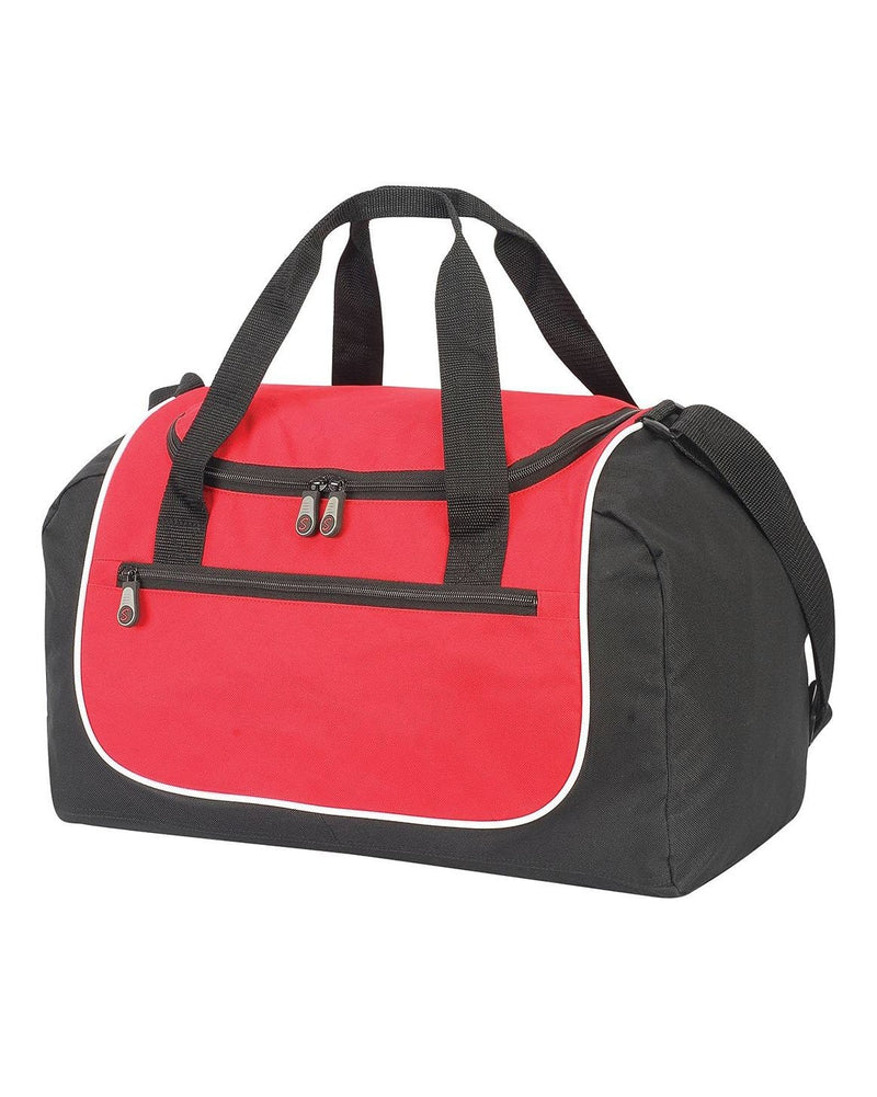 Shugon SH1577 Rhodes Red Sports Holdall