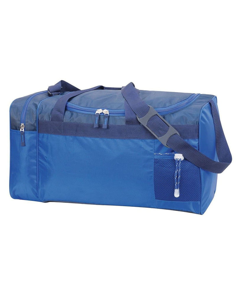 Shugon SH2450 Cannes Overnight Royal Blue Holdall