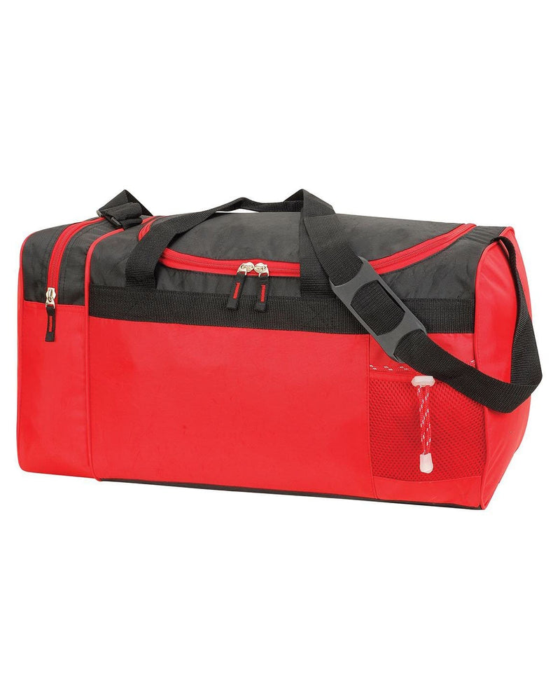 Shugon SH2450 Cannes Overnight Red Holdall