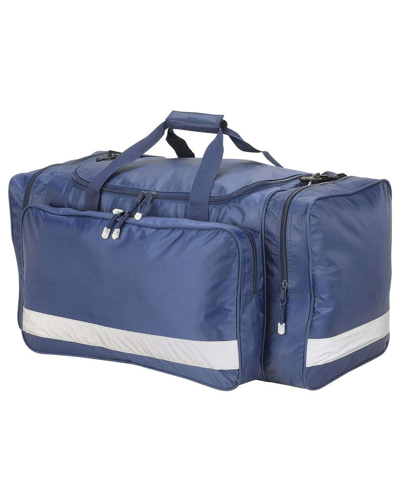 Shugon SH1417 Glasgow Navy Jumbo Kit Holdall