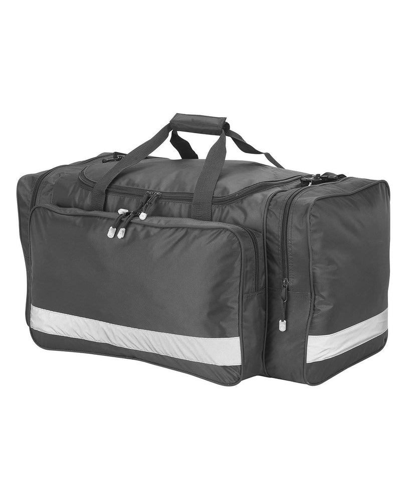 Shugon SH1417 Glasgow Black Jumbo Kit Holdall