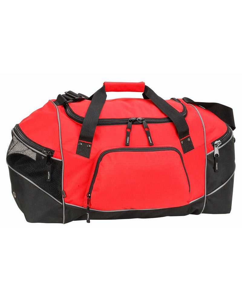 Shugon SH2510 Daytona Universal Red Holdall - Rear