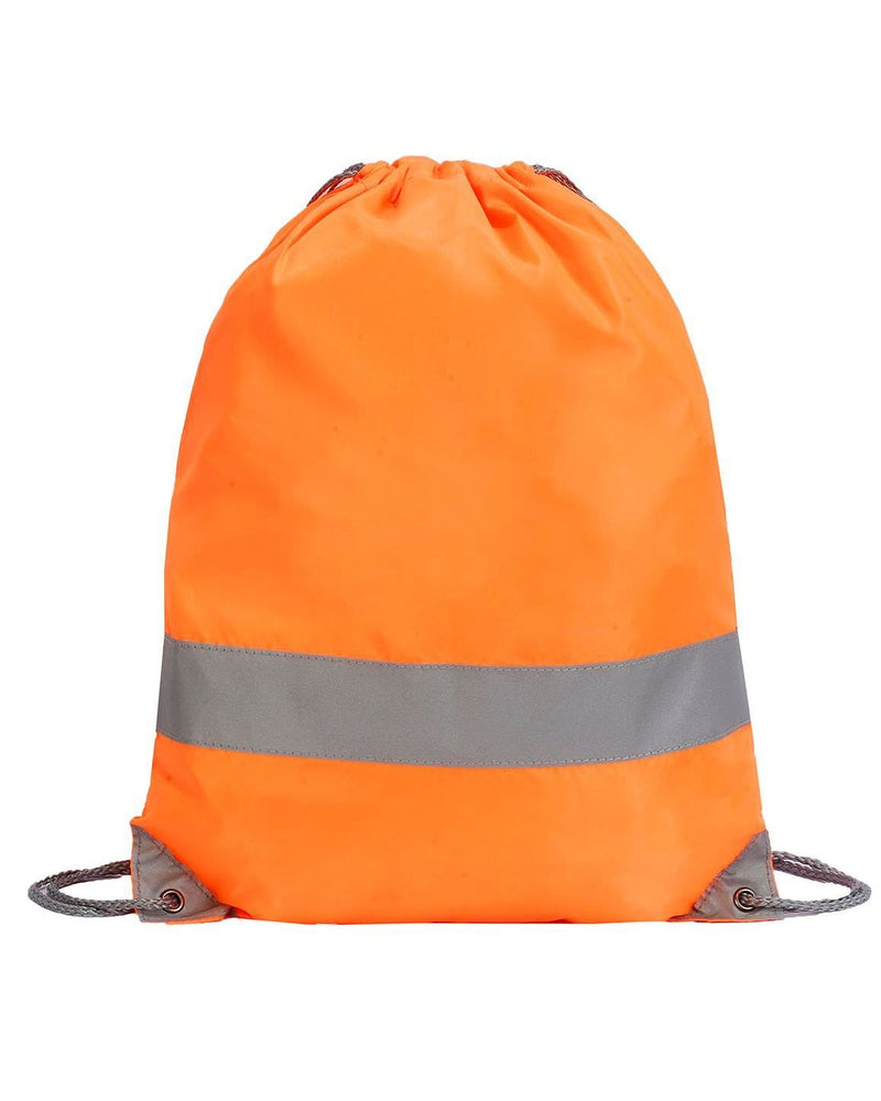 Shugon SH5892 Hi-Vis Orange Stafford Gym Sack