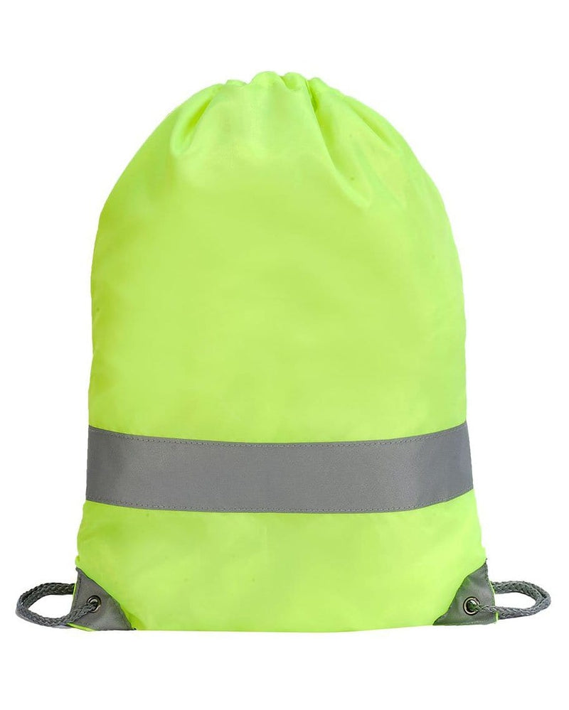 Shugon SH5892 Hi-Vis Yellow Stafford Gym Sack