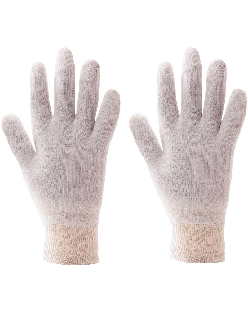 Portwest A050 Stockinette Knitwrist Gloves (600 Pairs)