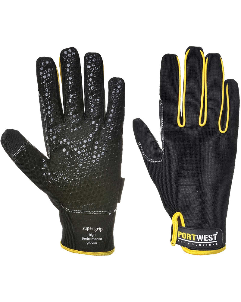 Portwest A730 Supergrip High Performance Gloves