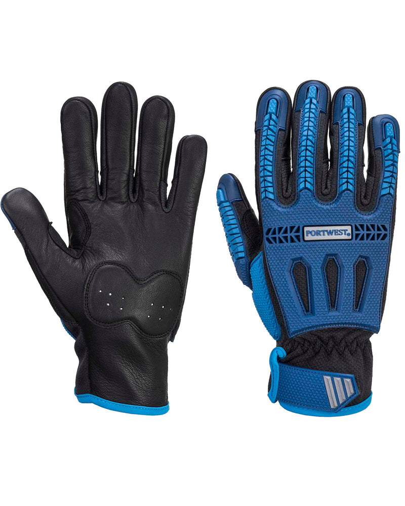Portwest A761 Impact VHR Cut Gloves