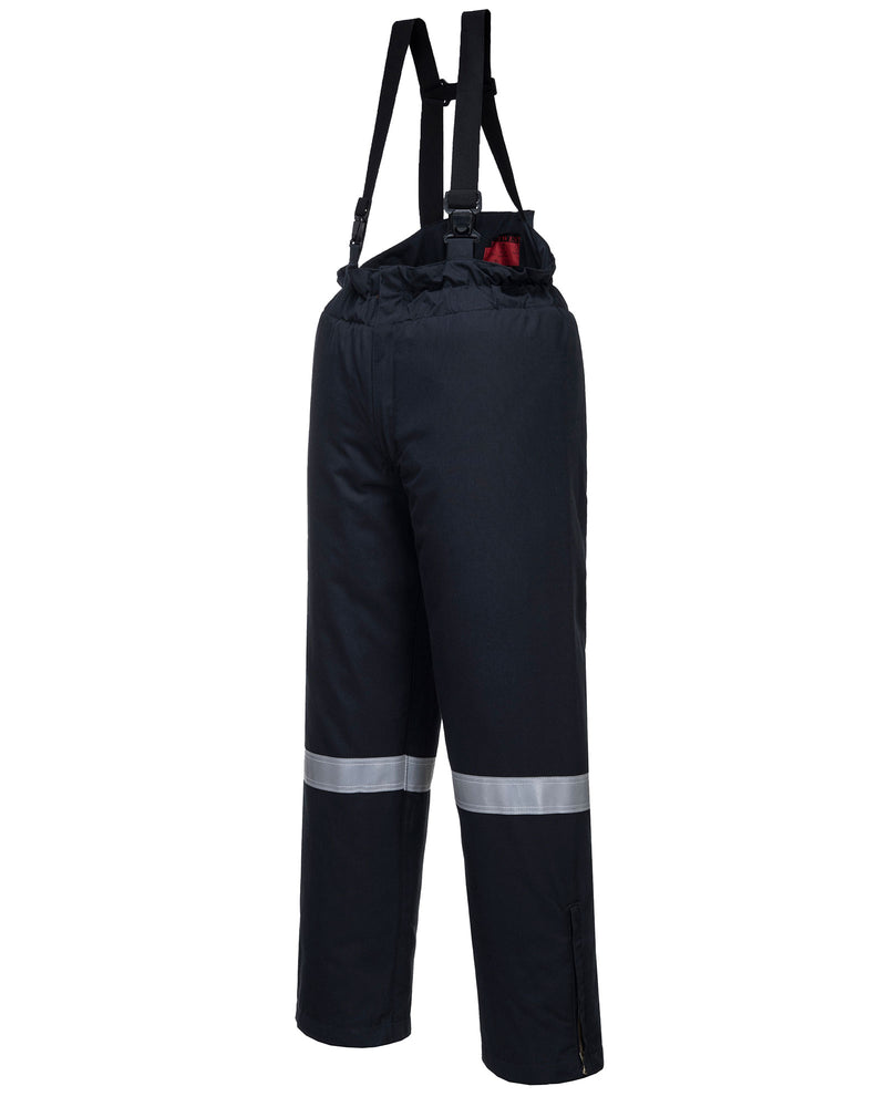 Portwest AF83 Araflame Insulated Winter Salopettes