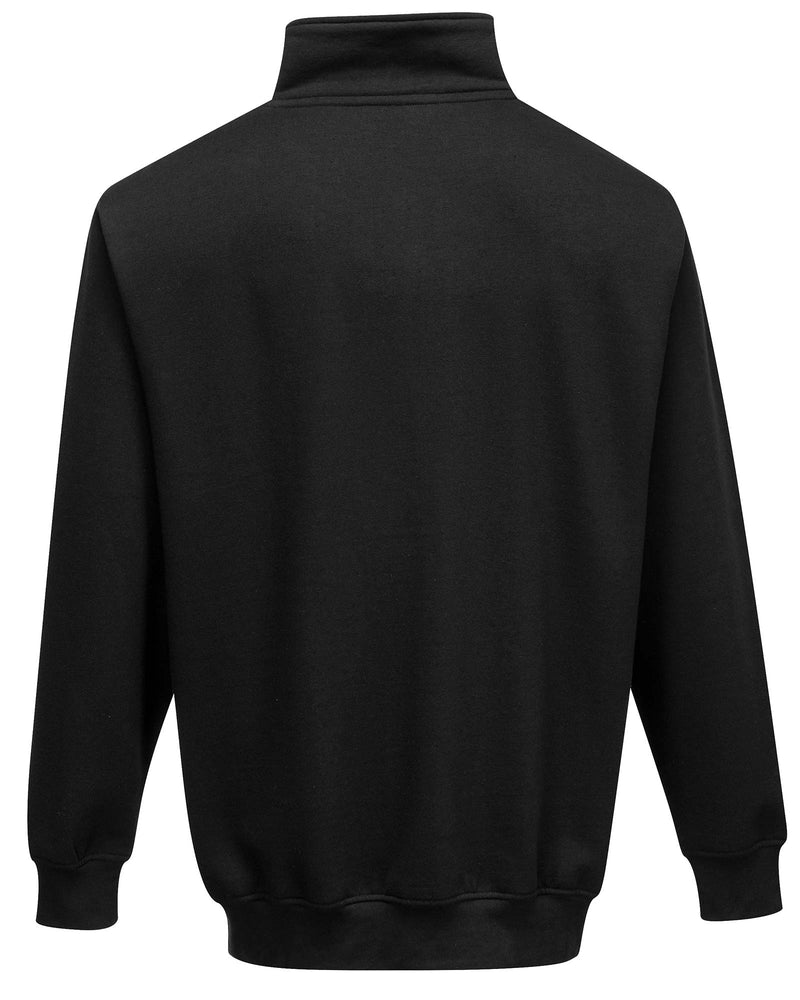 Portwest B309 Sorrento Zip Neck Sweatshirt