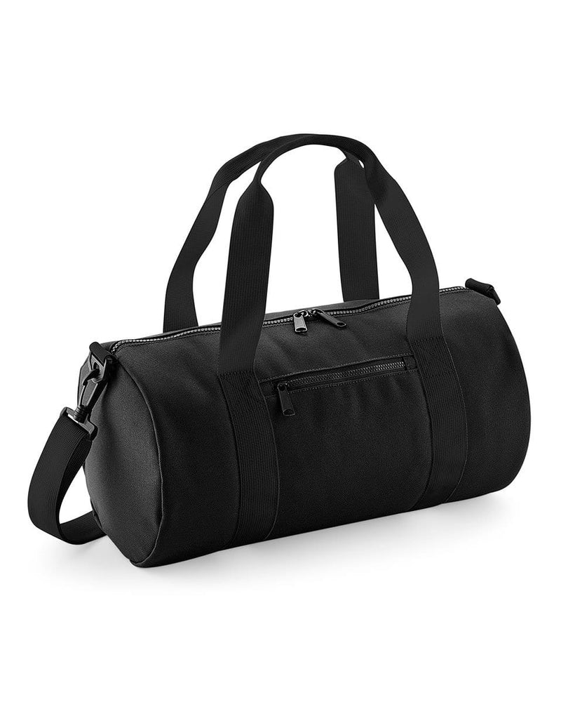 BagBase BG140S Mini Barrel Bag Black