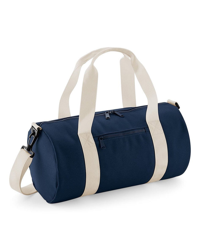 BagBase BG140S Mini Barrel Bag Navy