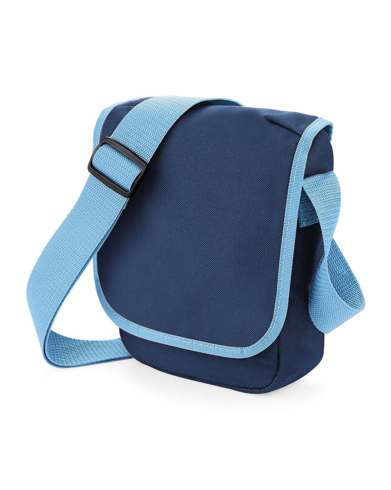 BagBase BG18 Mini Reporter French Navy