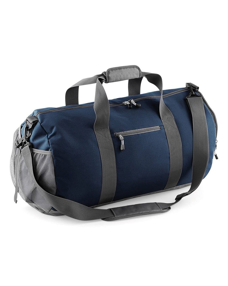 BagBase BG546 Athleisure Kit Bag French Navy