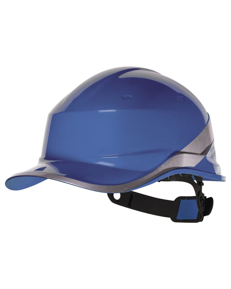 Delta Plus Diamond V Reversible Baseball Safety Helmet