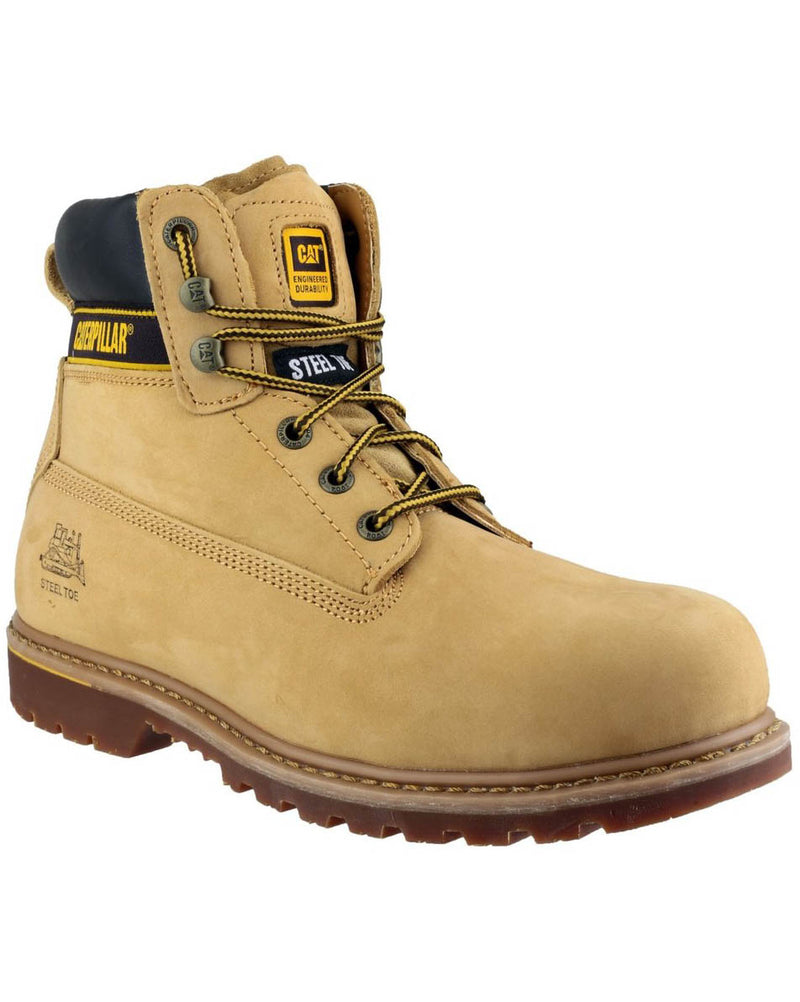 Caterpillar Holton Honey Safety Boots