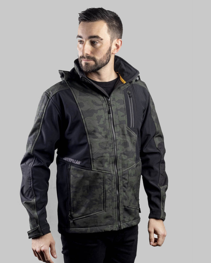 Caterpillar Mercury Softshell Jacket