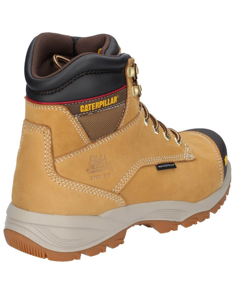 Caterpillar Spiro S3 Honey Safety Boots