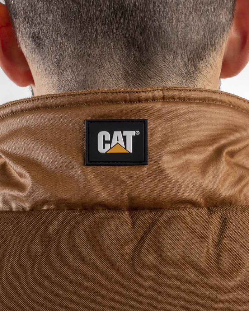 Caterpillar Wax Cotton Bodywarmer