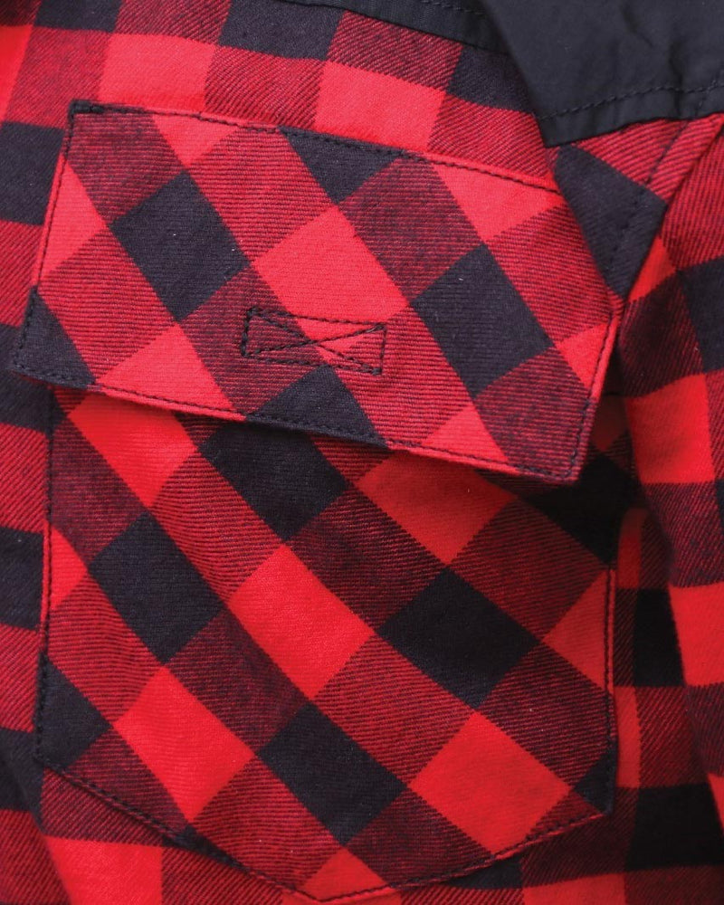 Caterpillar Lumberjack Check Sequoia Jacket
