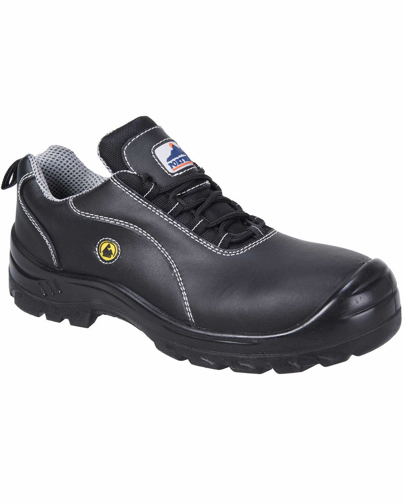Portwest FC02 Compositelite ESD Leather Safety Shoes