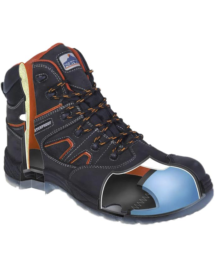 Portwest FC57 Compositelite S3 All Weather Boots