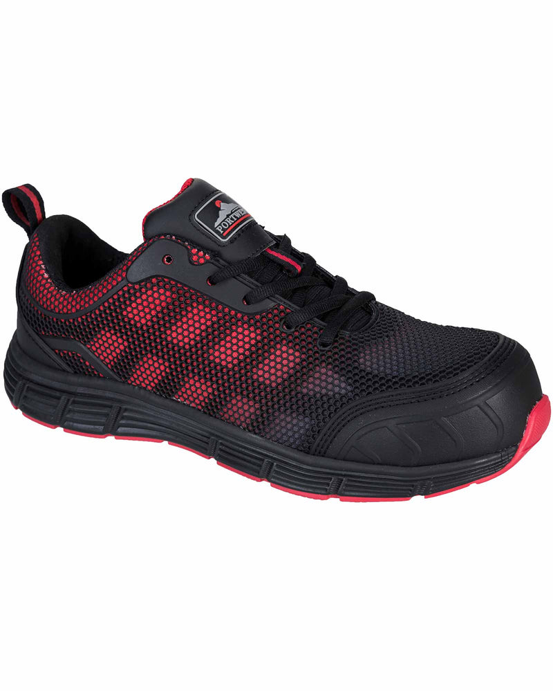 Portwest FT35 Compositelite Ogwen Low Cut Trainers