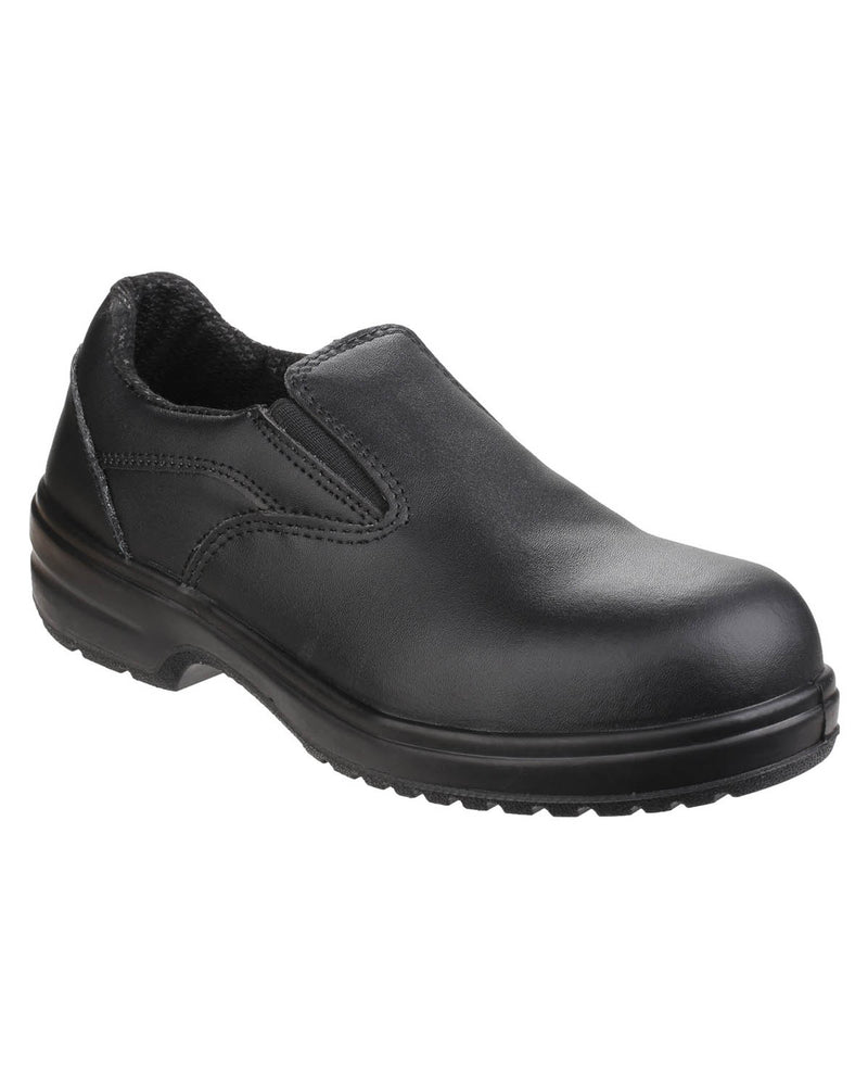 Amblers FS94C Ladies Composite Slip On Safety Shoes