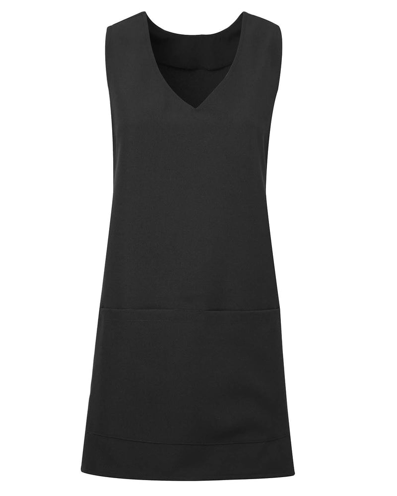 Premier PR177 Wrap Around Tunic - Black