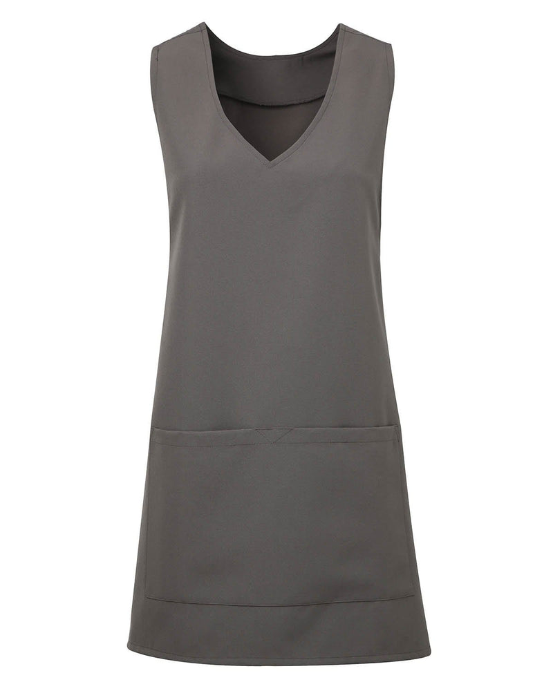 Premier PR177 Wrap Around Tunic - Dark Grey