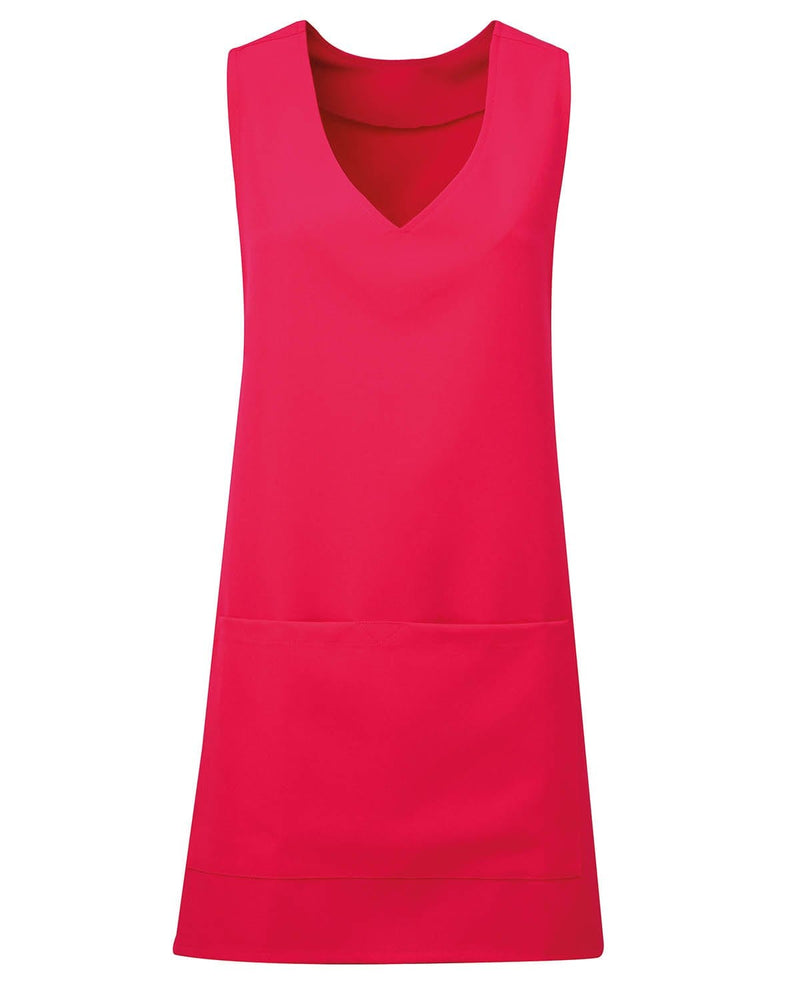 Premier PR177 Wrap Around Tunic - Hot Pink