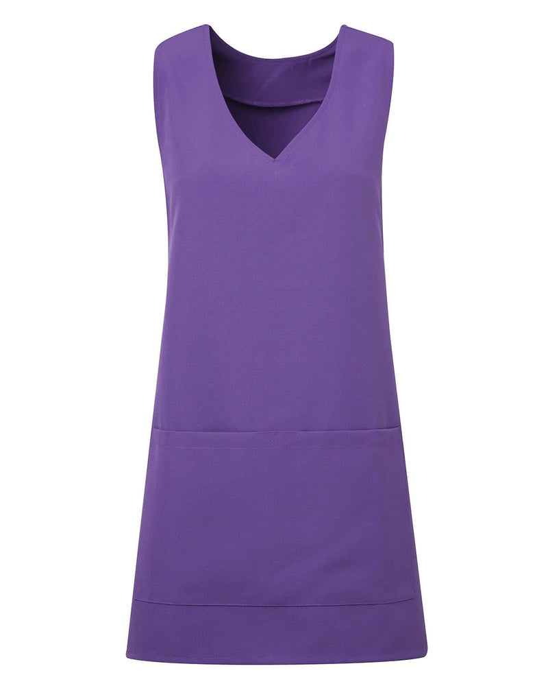 Premier PR177 Wrap Around Tunic - Purple