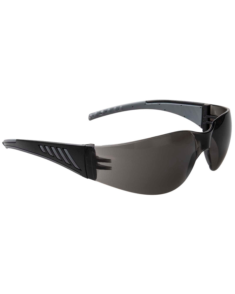 Portwest PR32 Wrap Around Pro Spectacle Smoke