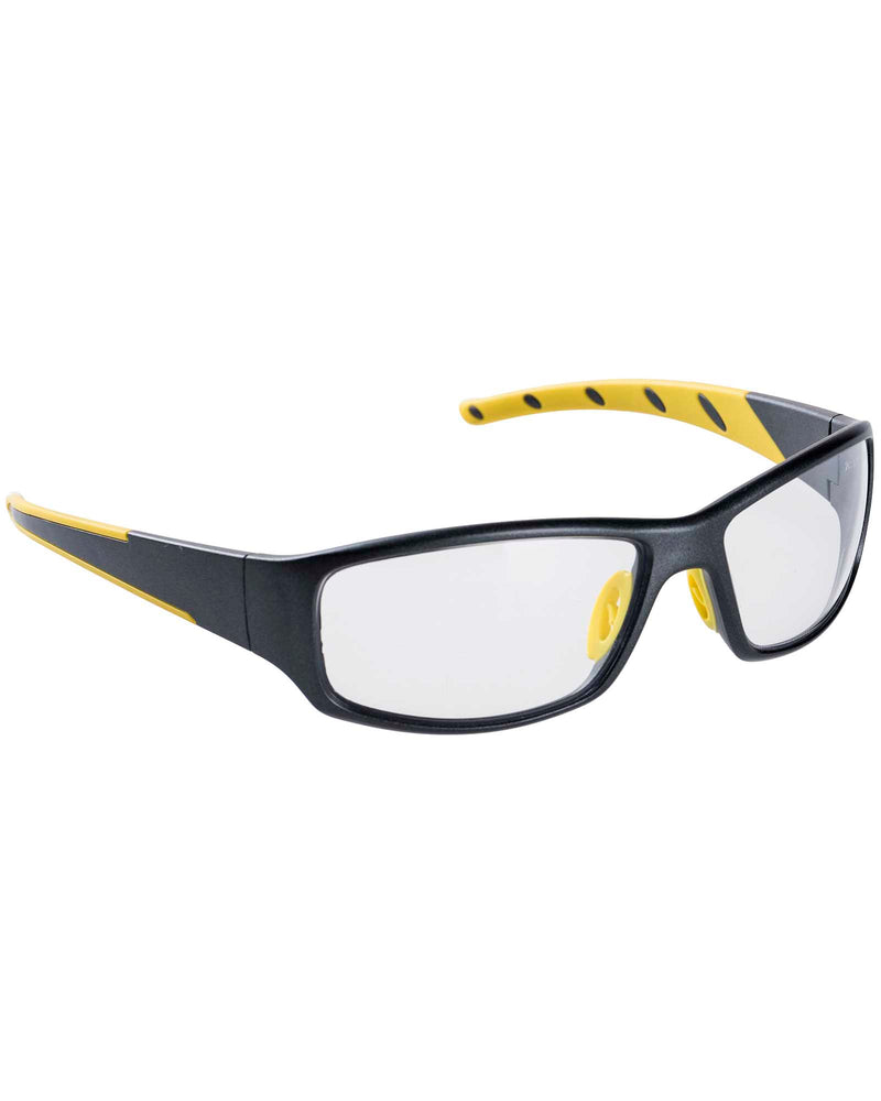 Portwest PS05 Athens Sport Safety Spectacle Clear