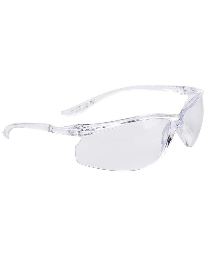 Portwest PW14 Lite Safety Spectacles Clear