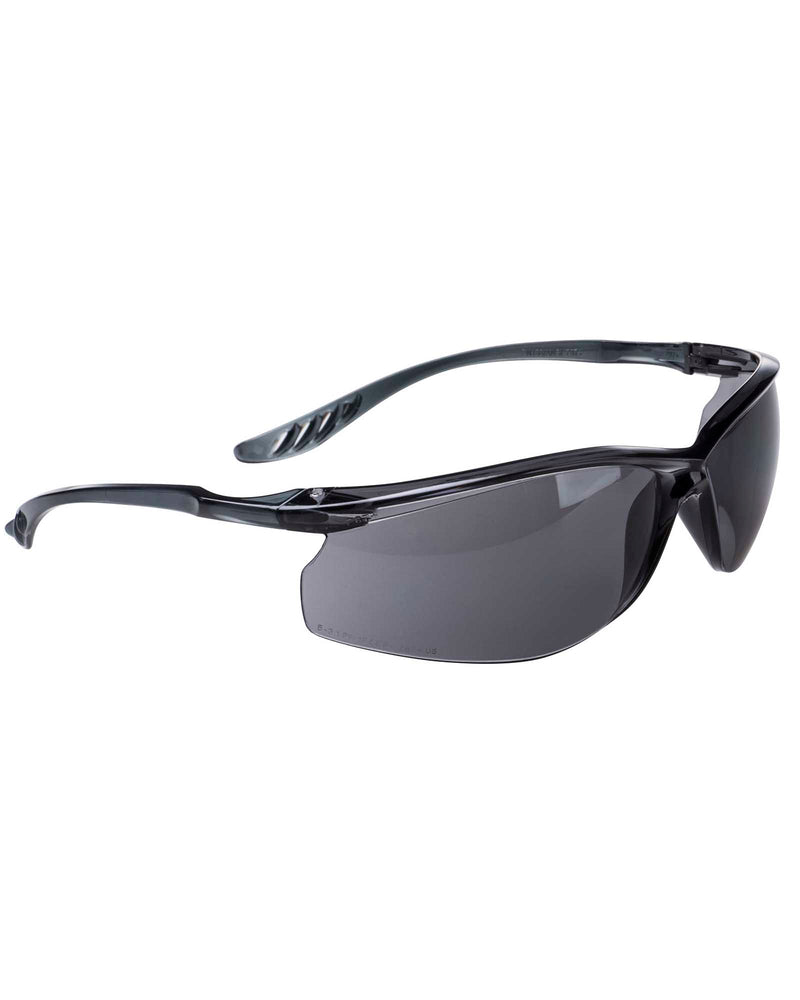 Portwest PW14 Lite Safety Spectacles Smoke