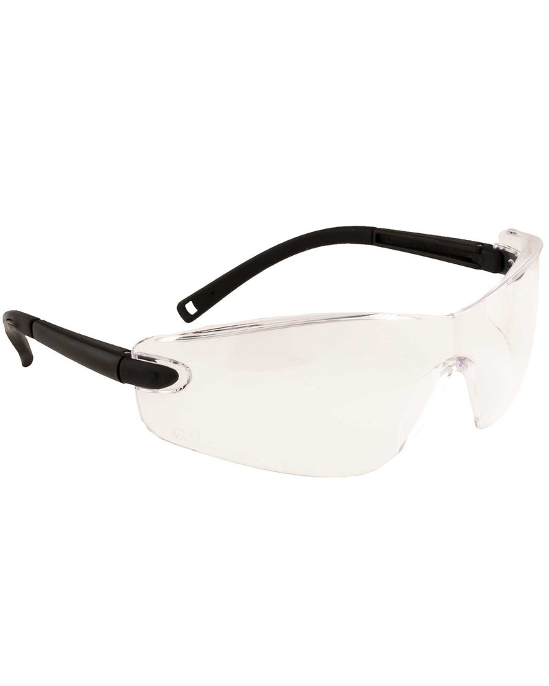 Portwest PW34 Profile Safety Spectacle Clear