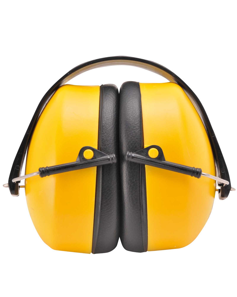 Portwest PW41 Super Ear Protector Muffs YELLOW