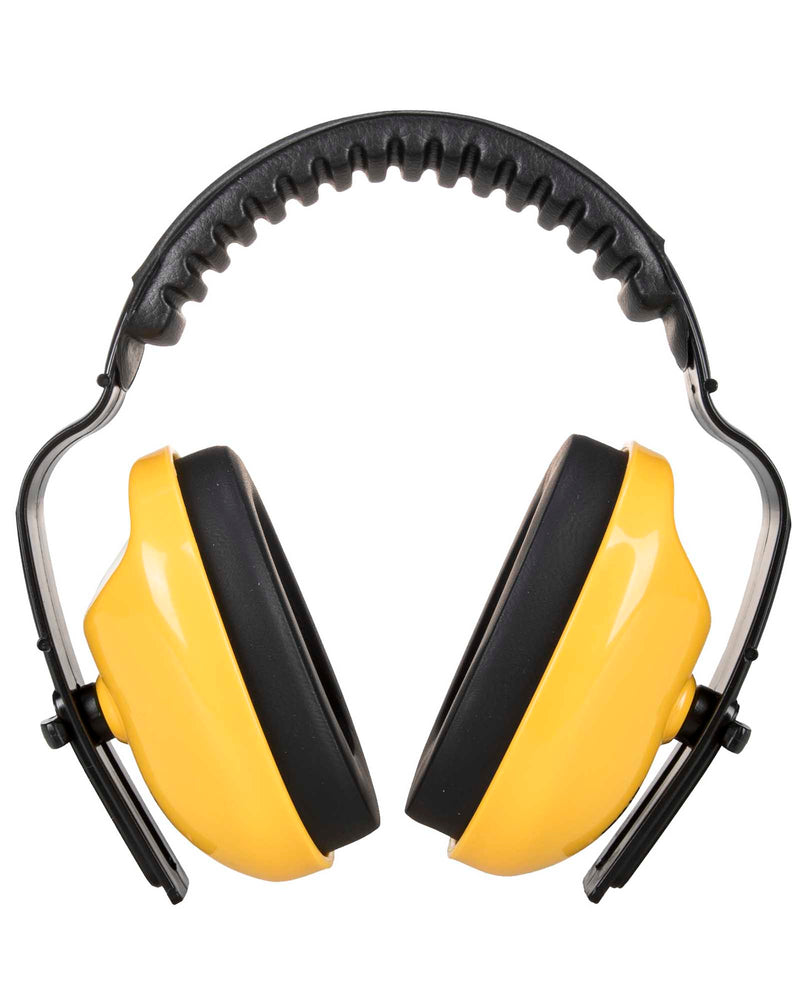 Portwest PW48 Classic Plus Ear Muff Yellow