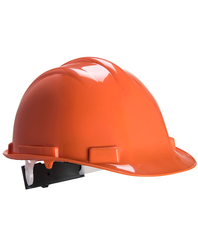 Portwest PW50 Expertbase Safety Helmet Orange