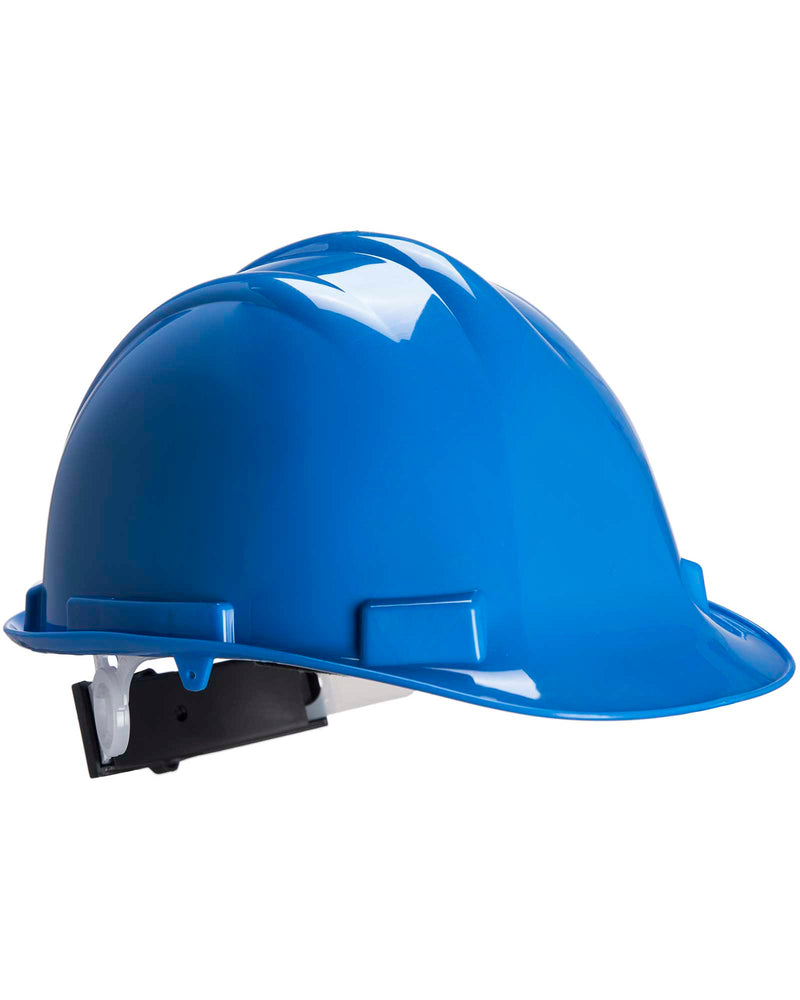 Portwest PW50 Expertbase Safety Helmet Royal Blue