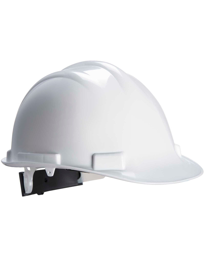 Portwest PW50 Expertbase Safety Helmet White