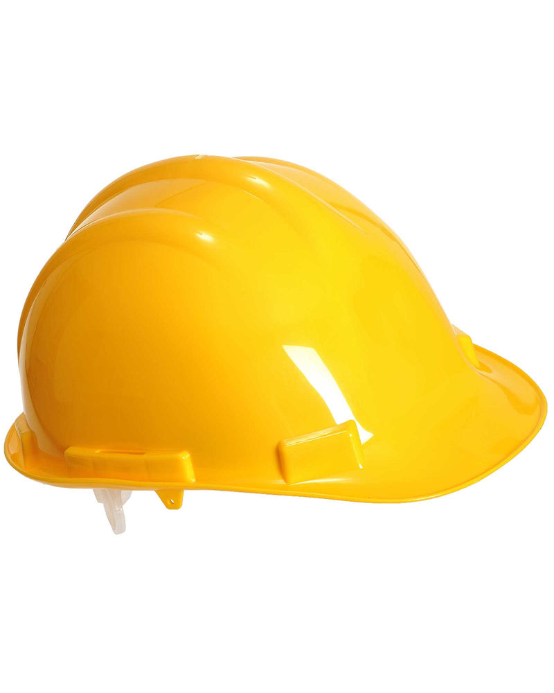 Portwest PW50 Expertbase Safety Helmet Yellow