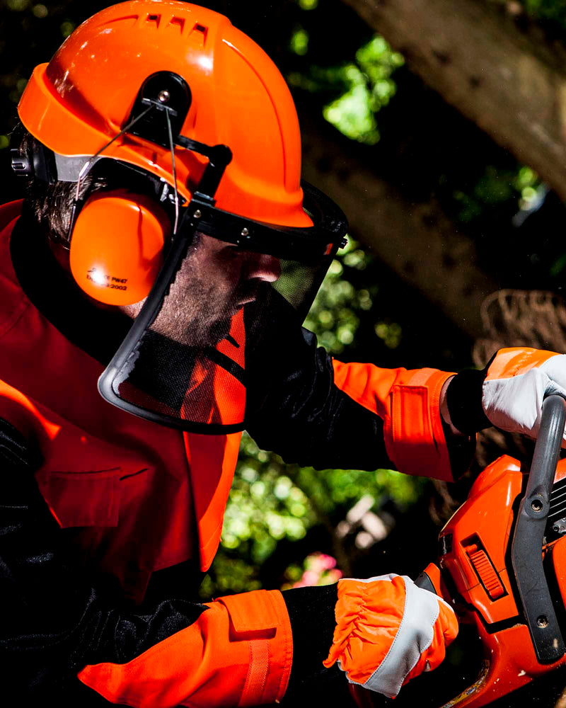 Portwest PW98 Forestry Combi Kit Helmet