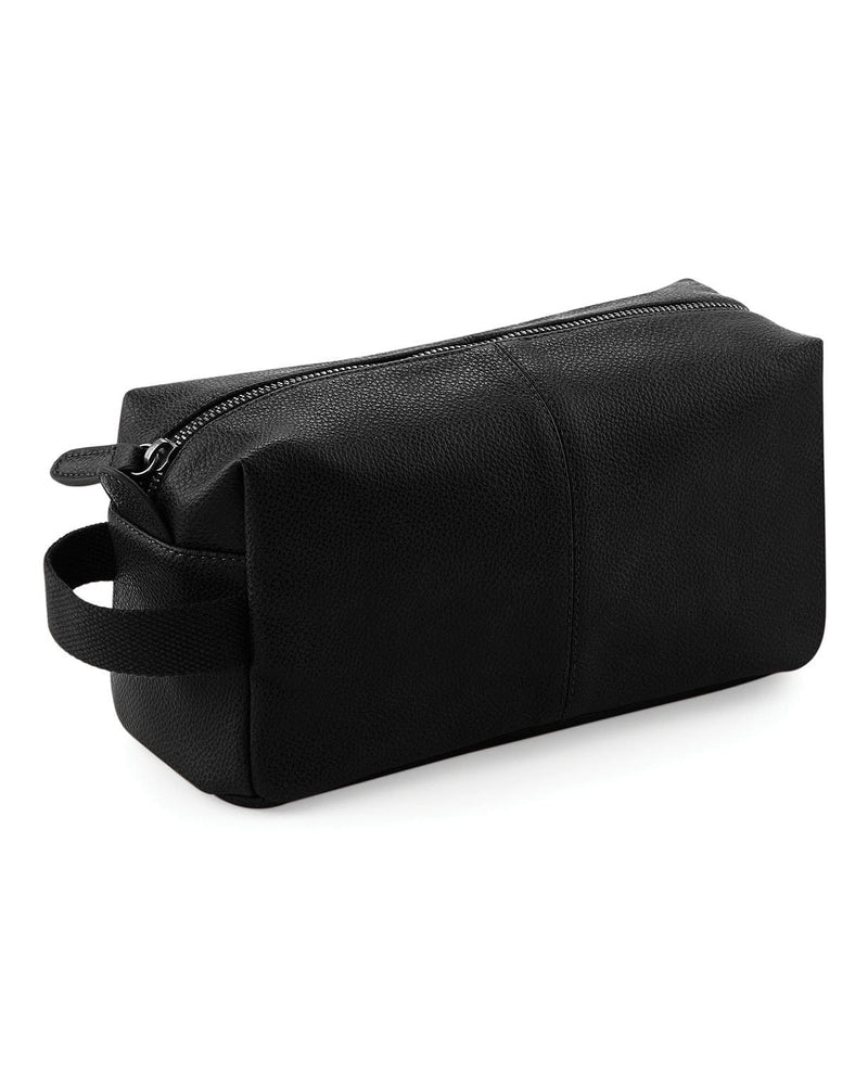 Quadra QD879 Black NuHide Washbag